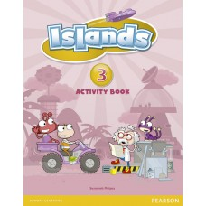 Islands 3 Activity Book