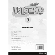 Islands 3 Word Cards