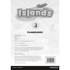 Islands  3 Flashcards