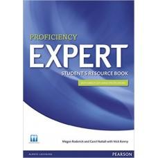 Proficiency Expert Student`s Resource Book