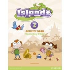 Islands Handwriting 2 Activity Book