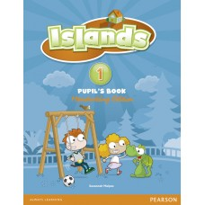 Islands Handwriting 1 Activity Book