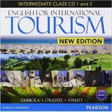 English for International Tourism Intermediate Class CD