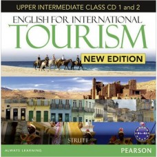 English for International Tourism Upper Intermediate Class CD