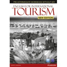 English for International Tourism Pre-Intermediate Workbook without Key