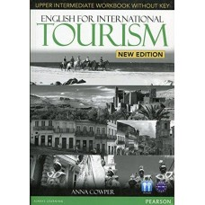 English for International Tourism Upper Intermediate Workbook without Key