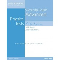 CAE Practice Tests Plus 2 Pack