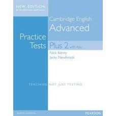 CAE Practice Tests Plus 2 Pack