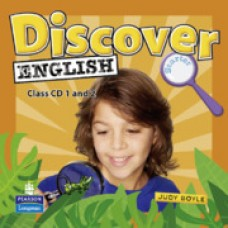 Discover English Starter Class CD