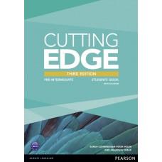 Cutting Edge Pre-Intermediate Student's Books