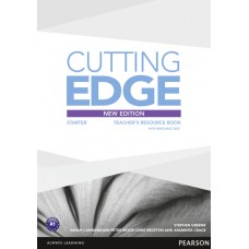 Cutting Edge Starter Teacher's Book and Test Master Cd-Rom