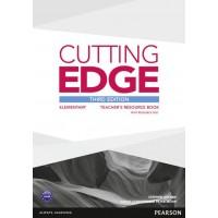 Cutting Edge Elementary Teacher's Resource Book & Test Master Cd-Rom