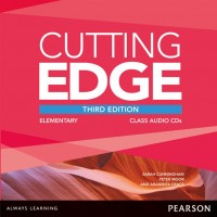 Cutting Edge Elementary Class Cd