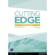Cutting Edge Pre-Intermediate Workbook with Key