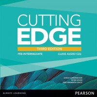 Cutting Edge Pre-Intermediate Class Cd
