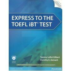 Express to the TOEFL IBT Test Book with Cd-rom