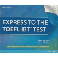 Express to the TOEFL IBT Test Audio Cds