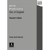 Longman Exam Skills Proficiency Use of English Teacher's Book