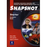 Snapshot Starter Student Book