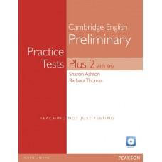 PET Practice Tests Plus 2 Pack