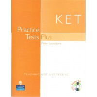 KET Practice Tests Plus Pack