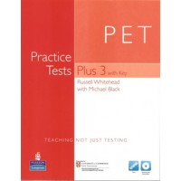 PET Practice Tests Plus 3 Pack