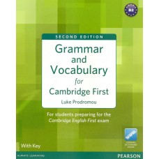 Grammar and Vocabulary for Cambridge First Certificate