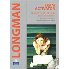 Longman Exam Activator with Audio Cd