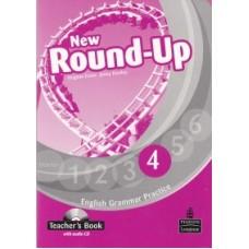 Round-Up 4 Teacher's Book