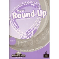 Round-Up Starter Teacher's Book with Audio Cd