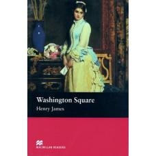 Macmillan Readers Beginner: Washington Square