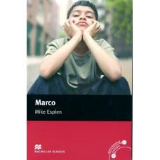 Macmillan Readers Beginner: Marco
