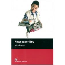 Macmillan Readers Beginner: Newspaper Boy