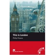 Macmillan Readers Beginner: This is London