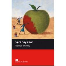 Macmillan Readers Starter: Sara Says No!