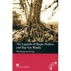 Macmillan Readers Elementary:  The Legends of Sleepy Hollow and Rip Van Winkle