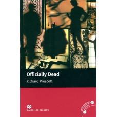 Macmillan Readers Upper-Intermediate: Officially Dead