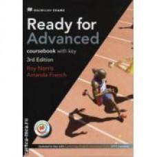 Ready for Advanced Workbook with Key