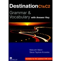 Destination C1&C2 Grammar and Vocabulary with Key