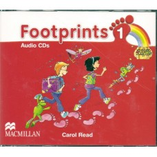 Footprints 1 Audio Cds