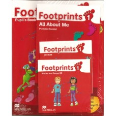 Footprints 1 Pupil's Book Pack