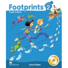 Footprints 2 Pupil's Book Pack