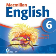 Macmillan English 6 Fluency Audio Cd