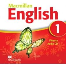 Macmillan English 1 Fluency Audio Cd