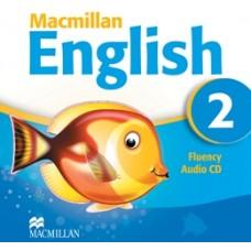 Macmillan English 2 Fluency Audio Cd