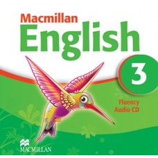 Macmillan English 3 Fluency Audio Cd