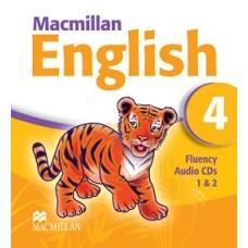 Macmillan English 4 Fluency Audio Cds
