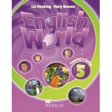 English World 5 Teacher's Guide