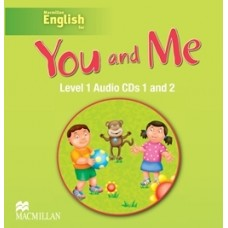 Macmillan English for You and Me 1 Audio Cds