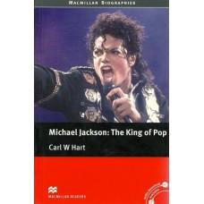Macmillan Readers Pre-Intermediate: Michael Jackson: The King of Pop